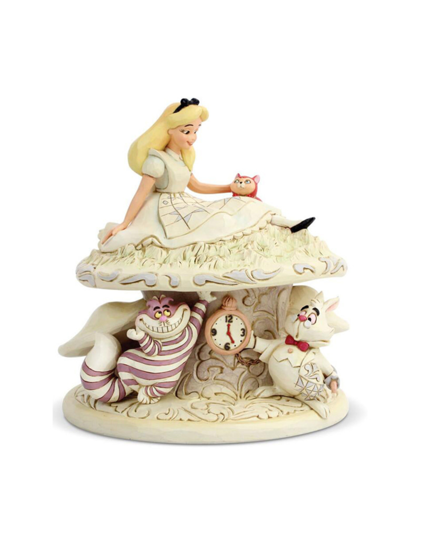 Disney Disney ( Disney Traditions Figurine ) Alice & Friends