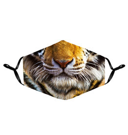 Tiger ( Face Mask )