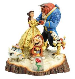Disney Disney ( Figurine Disney Traditions ) Belle et La Bête & Amis