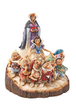 Disney Disney ( Disney Traditions Figurine ) Snow White Characters