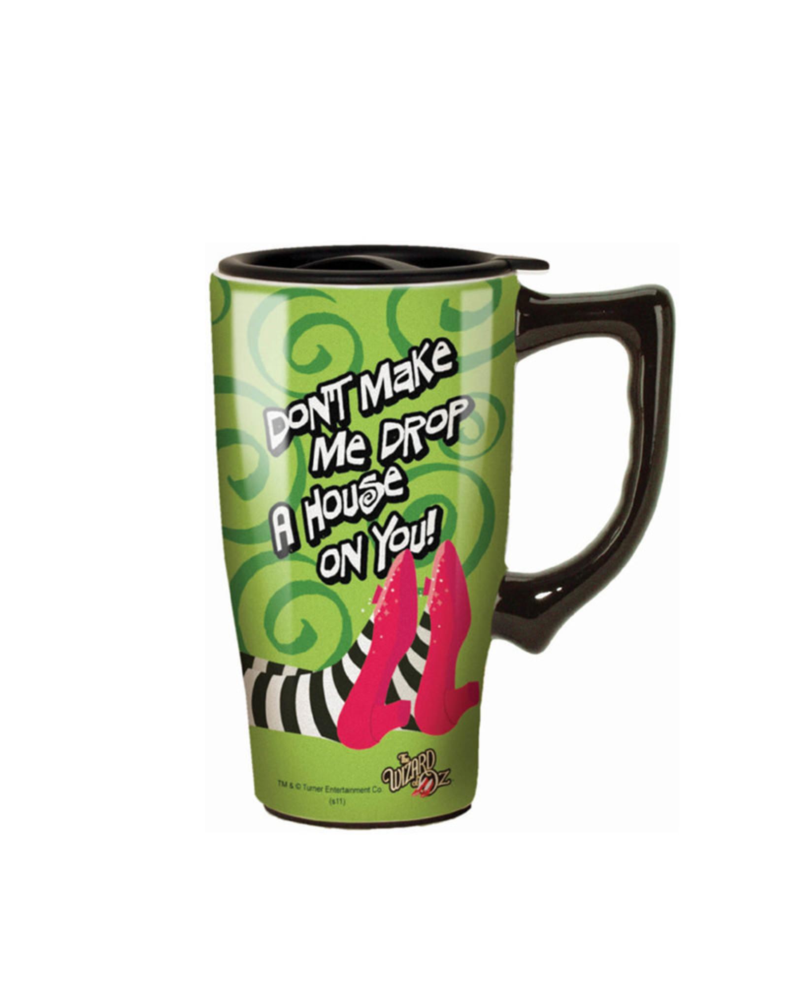 The Wizard of Oz ( Ceramic Travel Mug ) Feets