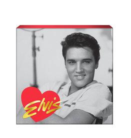 Elvis Elvis Presley ( Cadre en Boîte )