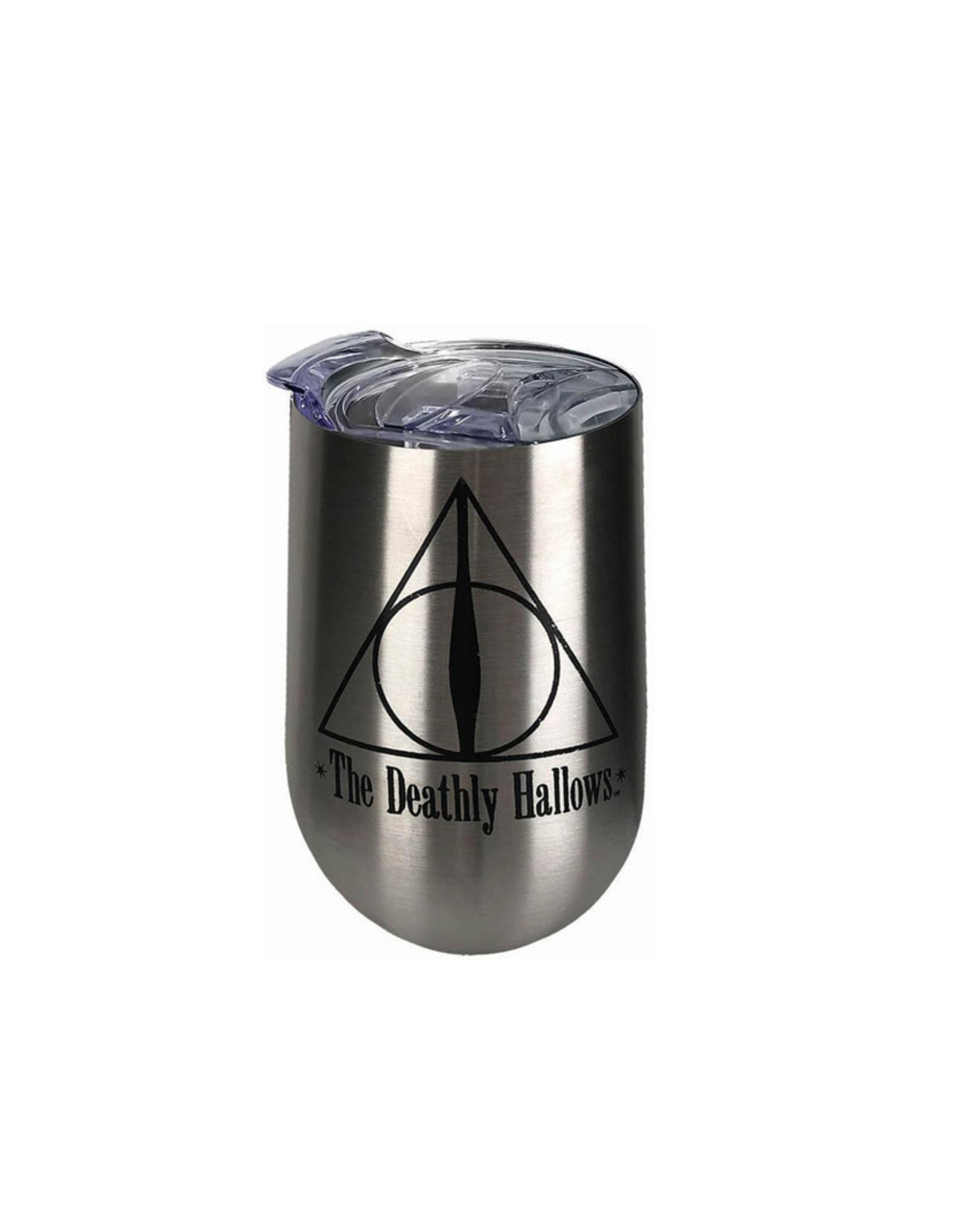 Harry Potter Harry Potter ( Glass with Lid ) The Deathly Hallows