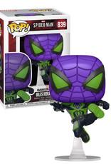 Marvel 839 ( Funko Pop ) Miles Morales  Purple Reign