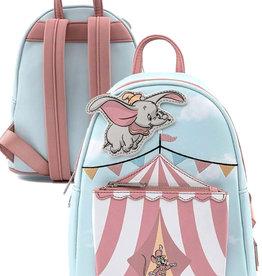 Disney ( Mini Sac à Dos Loungefly )  Chapiteau Dumbo