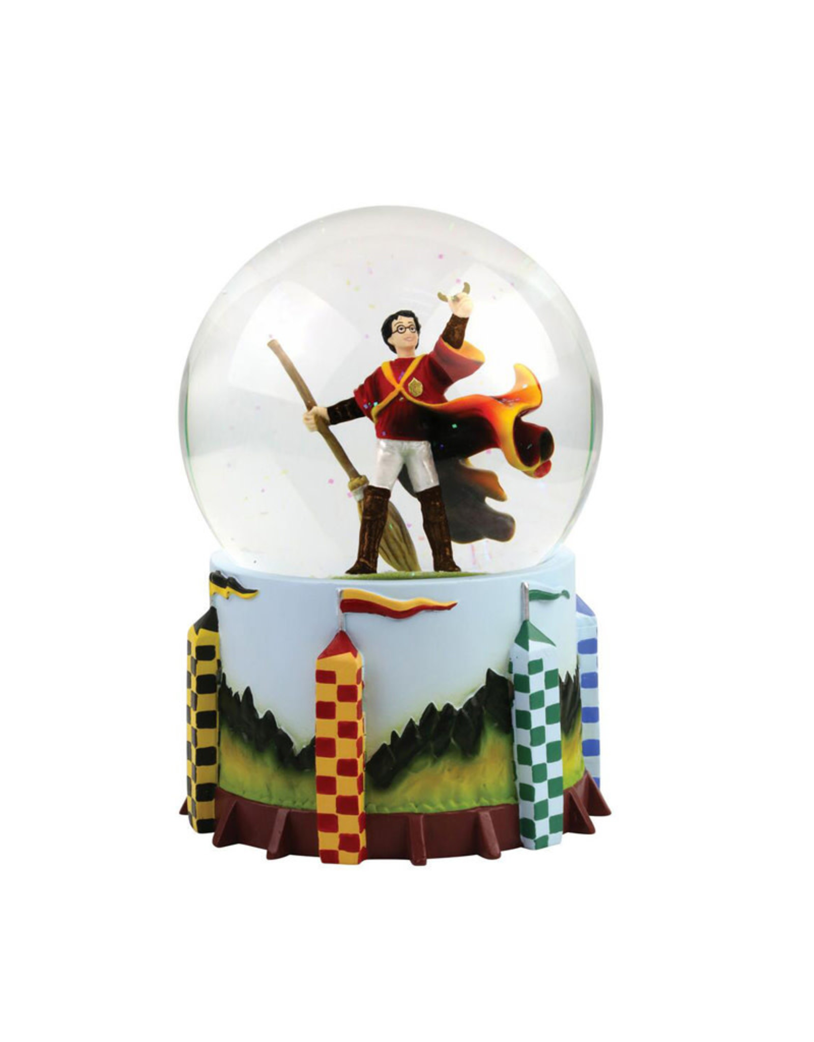 Harry Potter ( Disney Traditions Globe ) Quidditch