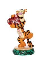 Disney ( Disney Traditions Figurine ) Tigger with Heart