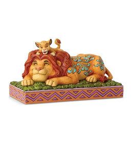 Disney Disney ( Figurine Disney Traditions ) Simba & Mufasa