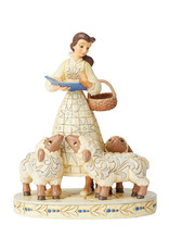 Disney Disney ( Disney Traditions Figurine ) Belle with Sheeps