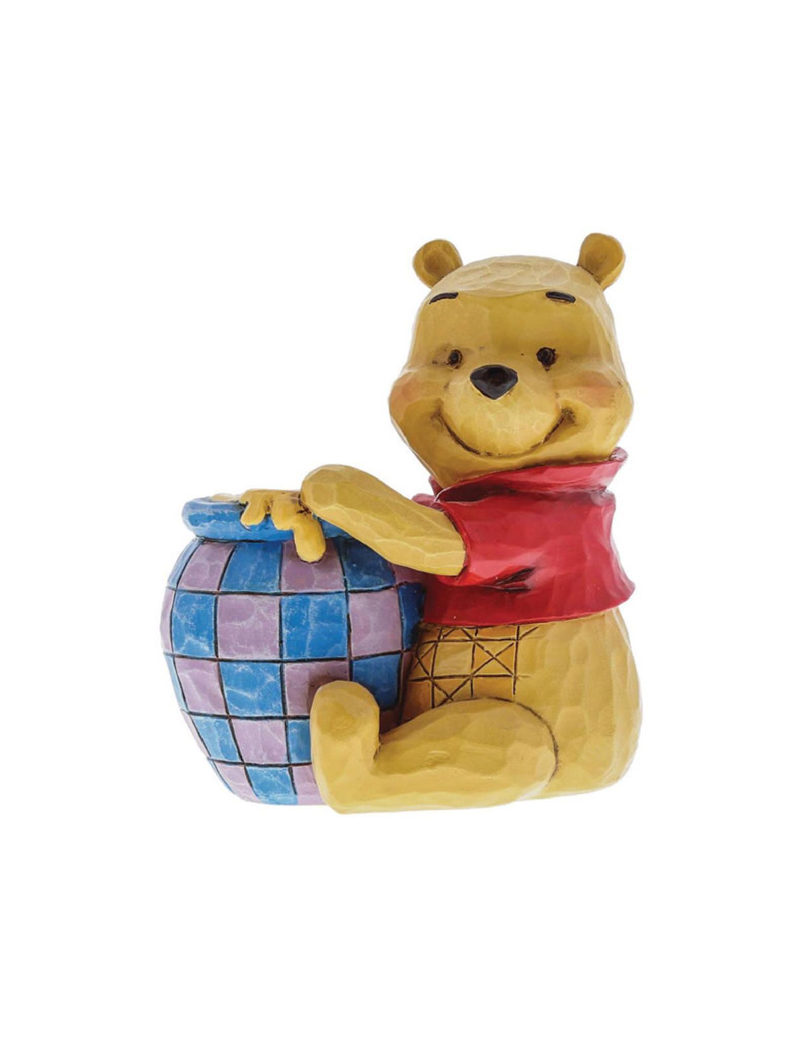 Disney Disney ( Disney Traditions Figurine ) Winnie with Jar of Honey