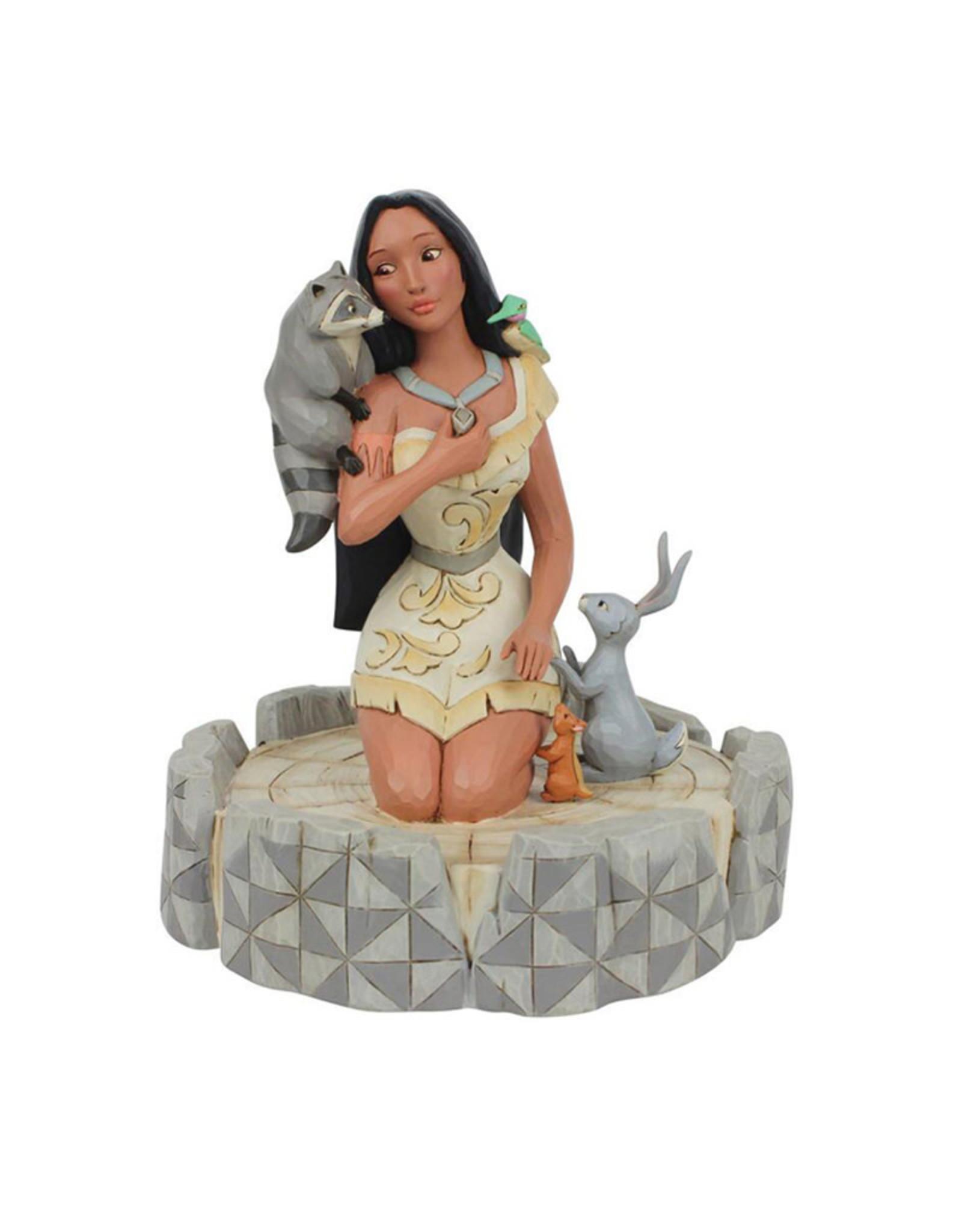 Disney Disney ( Disney Traditions Figurine ) Pocahontas & Friends