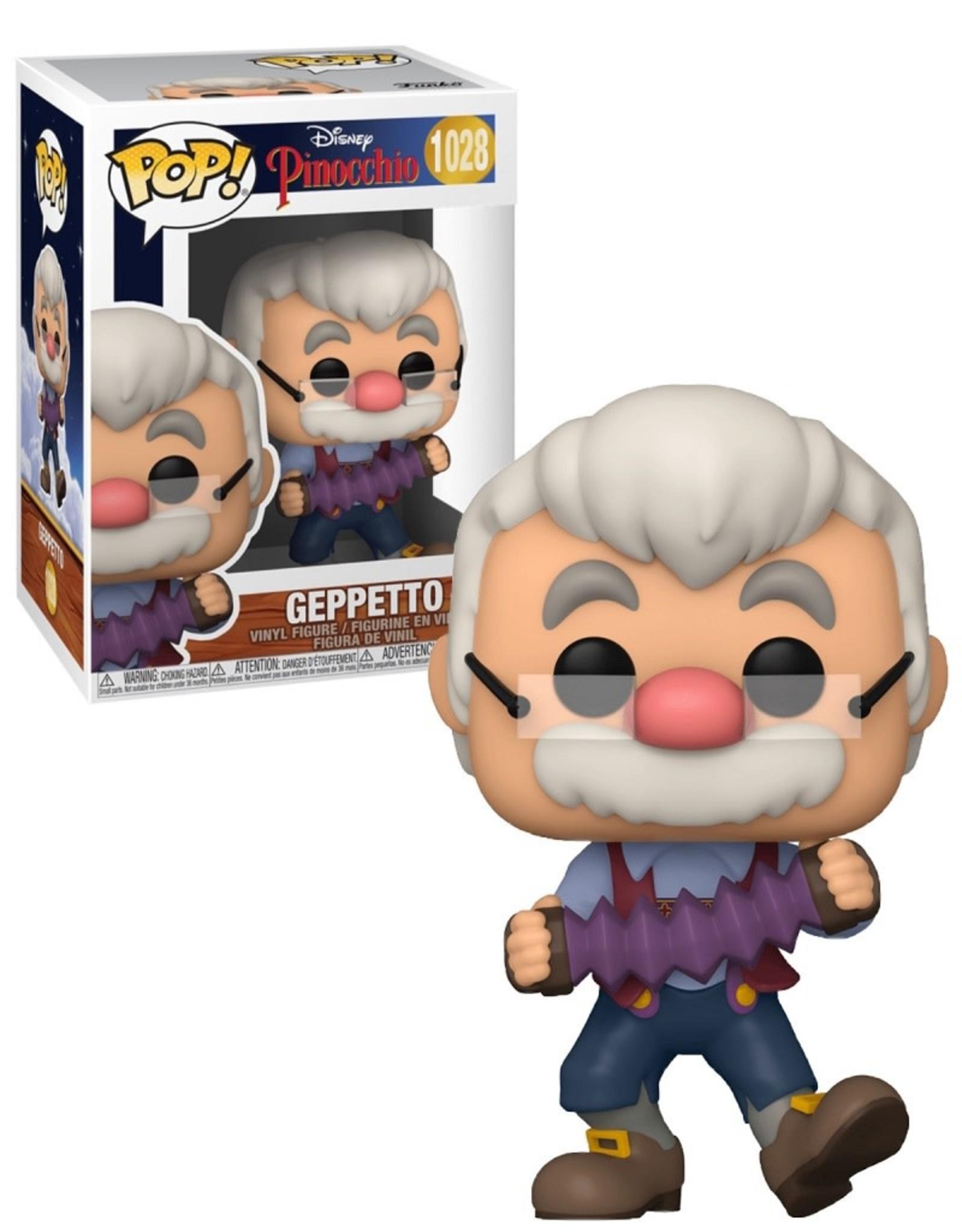 Disney 1028 ( Funko Pop )  Geppetto