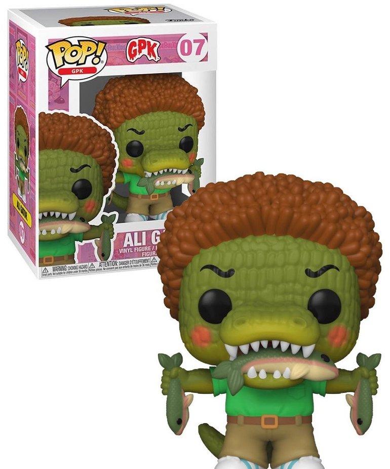 Garbage Pail Kids ( Funko Pop ) Ali Gator