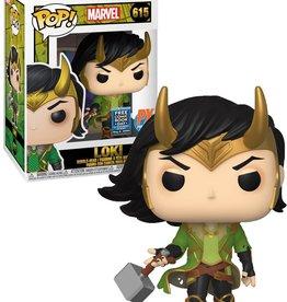 Marvel 615 ( Funko Pop ) Loki PX