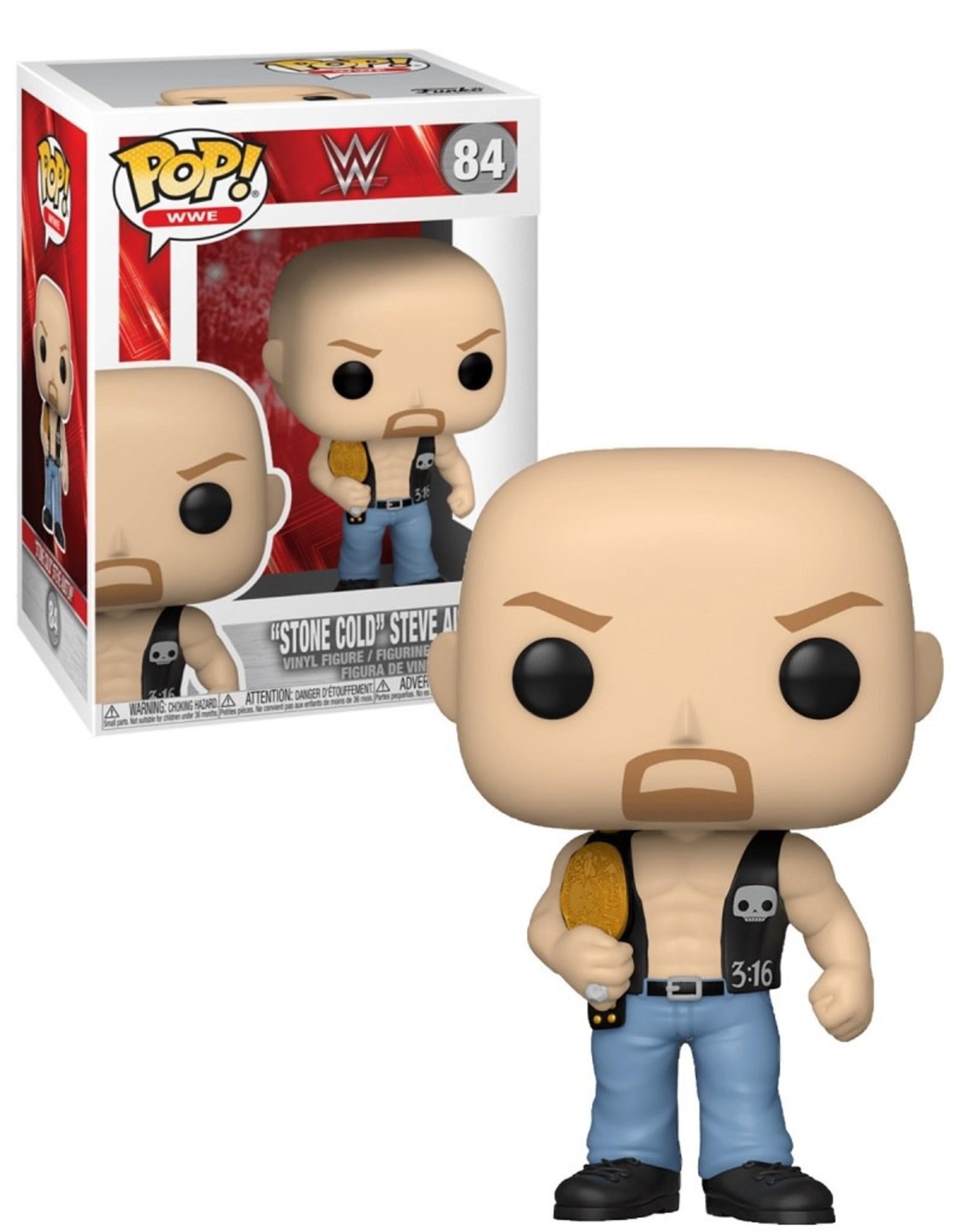 WWE 84 ( Funko Pop )  Stone Cold Steve Austin