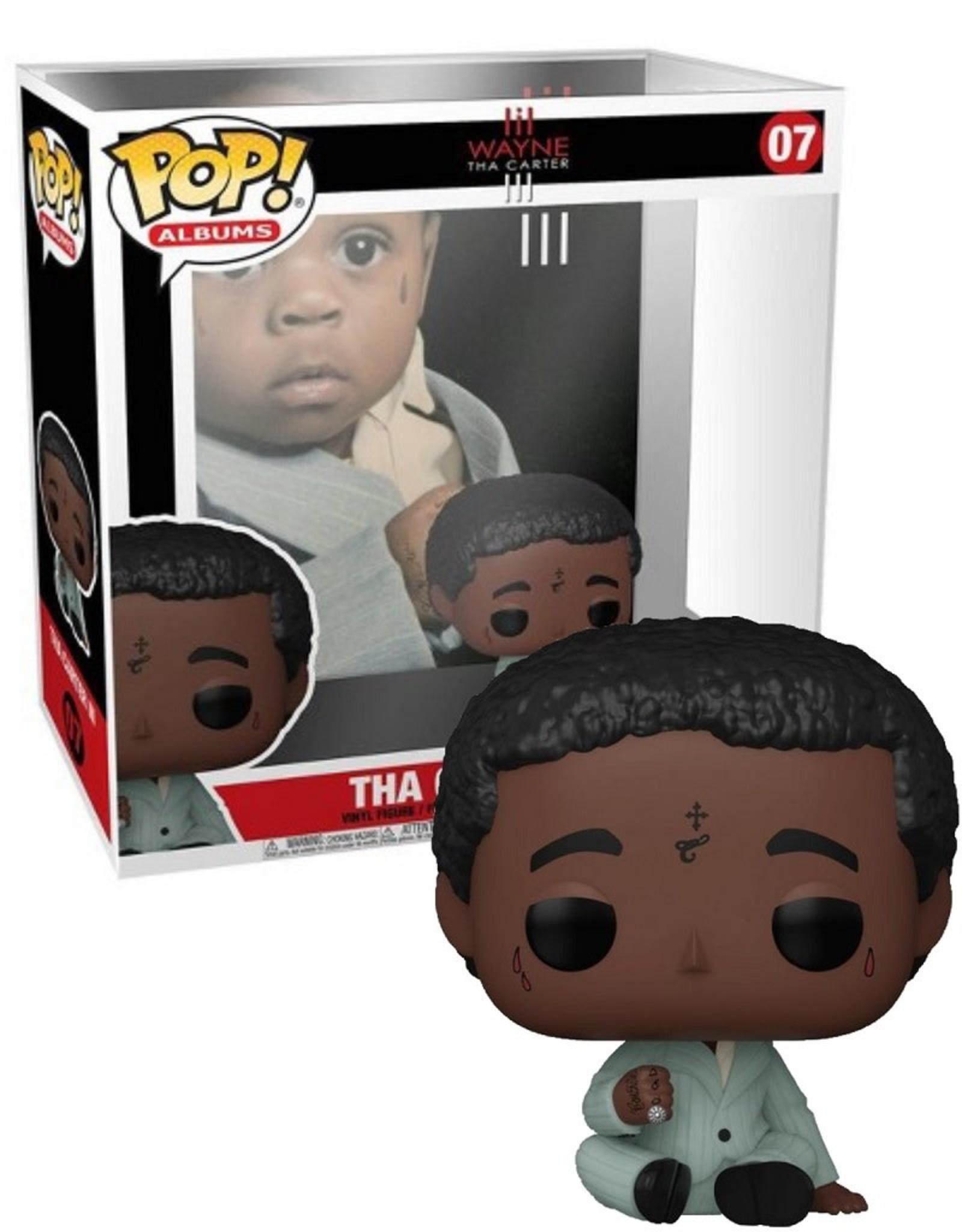 Lil Wayne ( Funko Pop ) The Carter lll