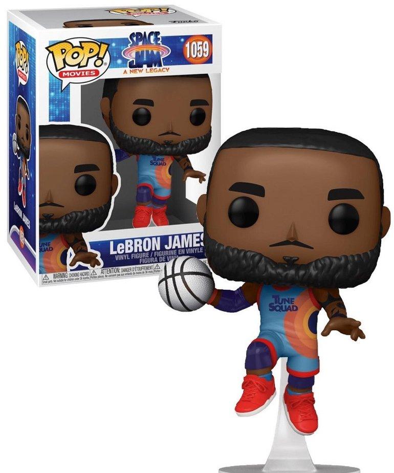Space Jam 1059 (  Funko Pop ) LeBron James