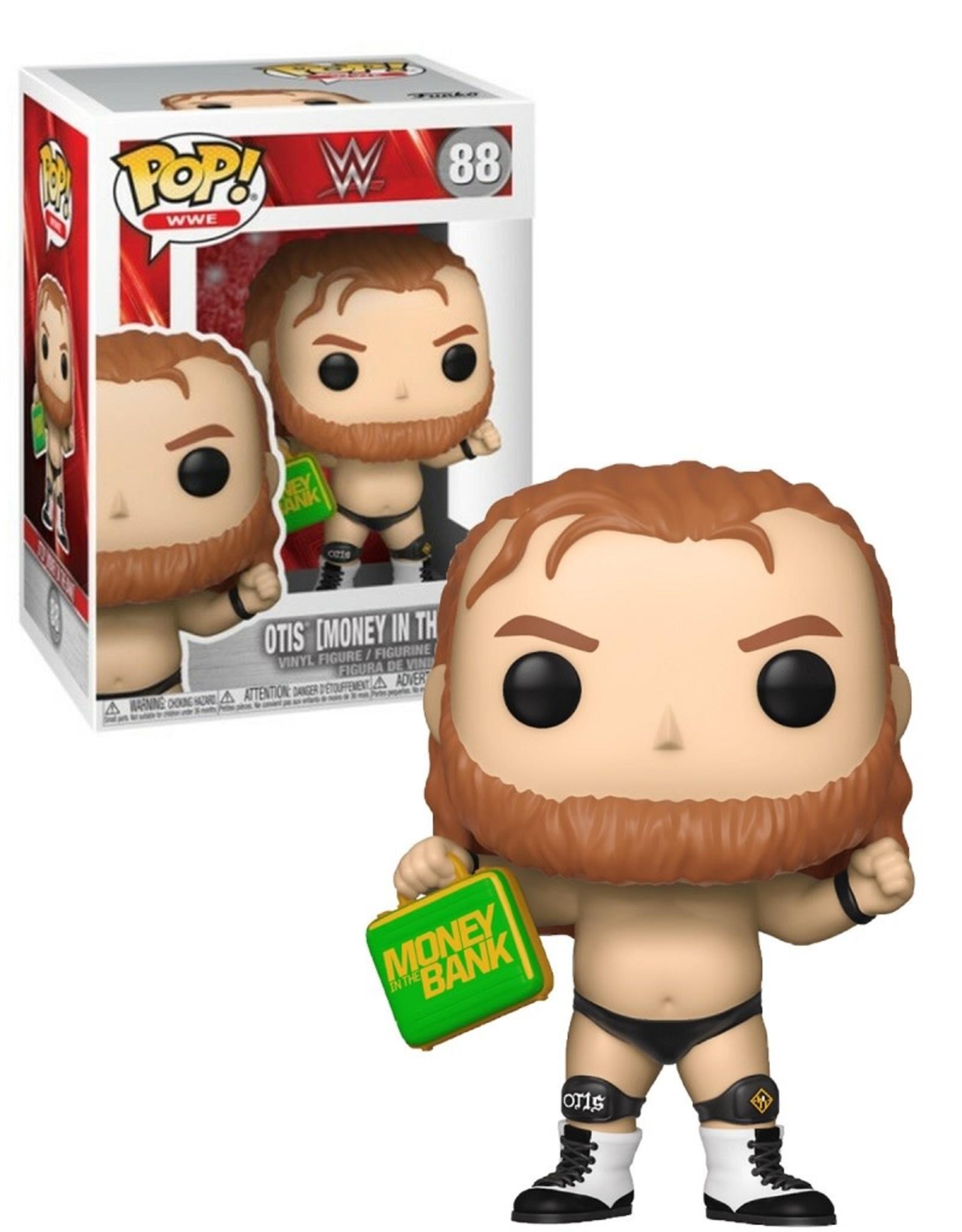 WWE 88 ( Funko Pop ) Otis  Money In The Bank