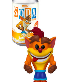 Funko Crash Bandicoot ( Funko Soda )