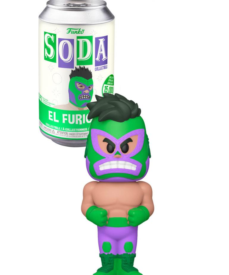 Funko Lucha Libre ( Funko Soda ) El Furioso