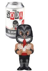 Funko Lucha Libre ( Funko Soda ) El Venenoide