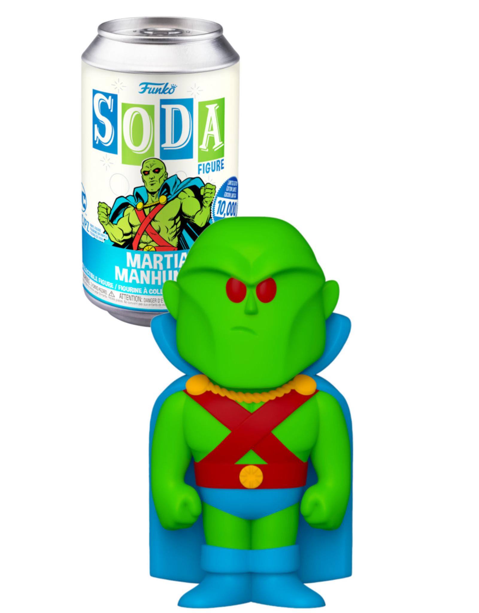 Justice League ( Soda Pop ) Martian Manhunter