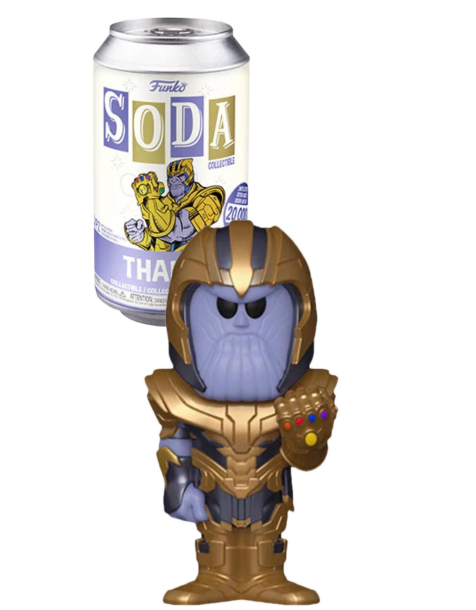 Thanos ( Funko  Soda )