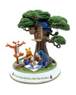 Disney ( Winnie The Pooh Diorama ) It's Not What We Have, But Who We Have