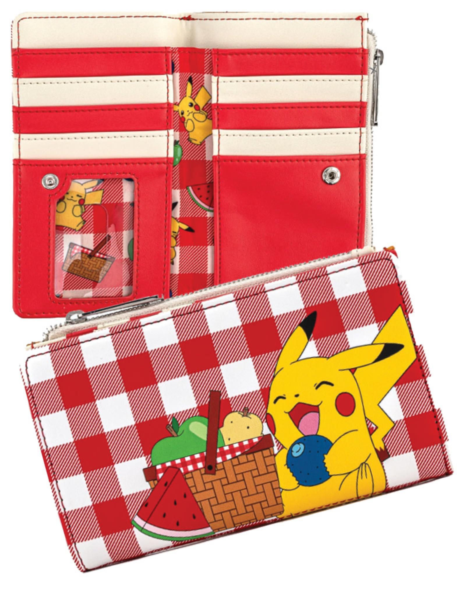 Pokemon ( Loungefly  Wallet ) Pikachu