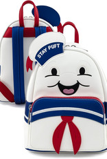 Ghostbusters ( Loungefly Mini Backpack )  Stay Puft