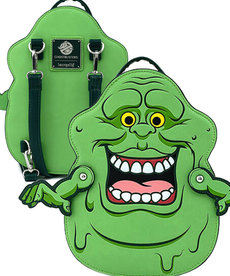 Ghostbusters ( Loungefly Mini Backpack  ) Slimer