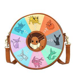 Pokemon ( Loungefly Handbag ) Eevee Evolutions
