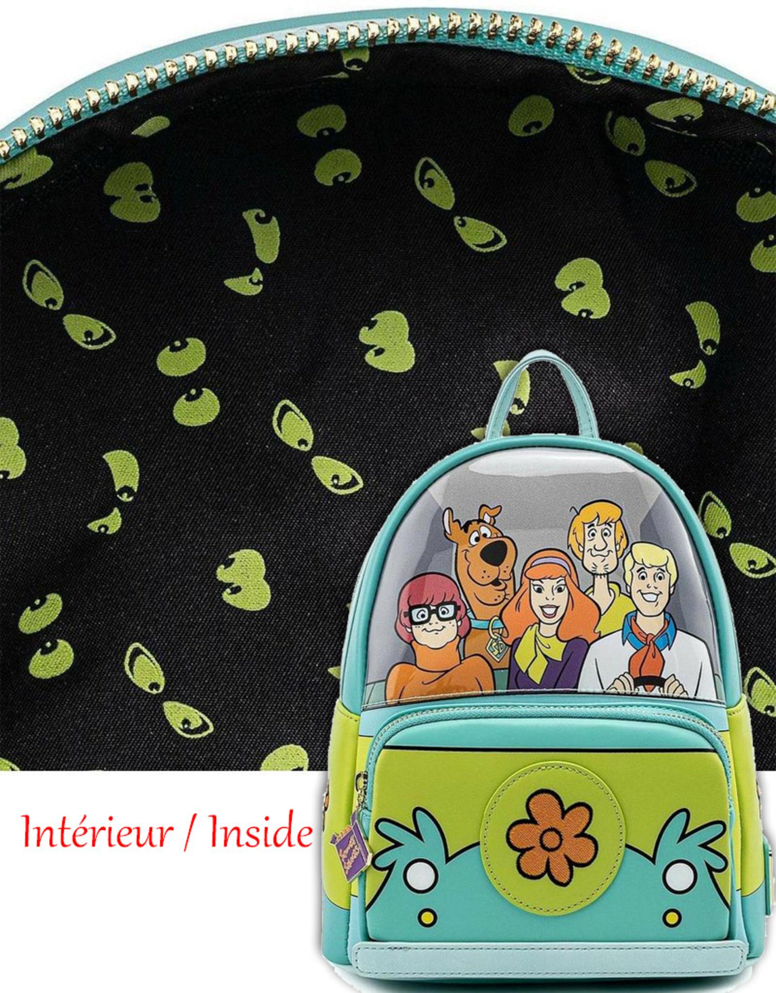 Scooby-Doo ( Loungefly Mini Backpack) Mystery Machine