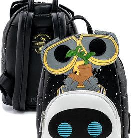 Disney Pixar ( Mini Sac à Dos Loungefly )  Wall-E & Eve