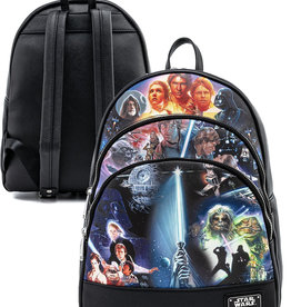 Star Wars ( Mini Sac à Dos Loungefly ) Trilogie