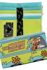 Scooby-Doo ( Loungefly Wallet ) The  Mystery Machine