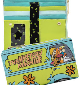 Scooby-Doo ( Portefeuille Loungefly ) Mystery Machine