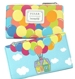 Disney Pixar ( Loungefly Wallet ) Up