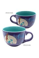 Disney ( Mug ) Ariel Purple