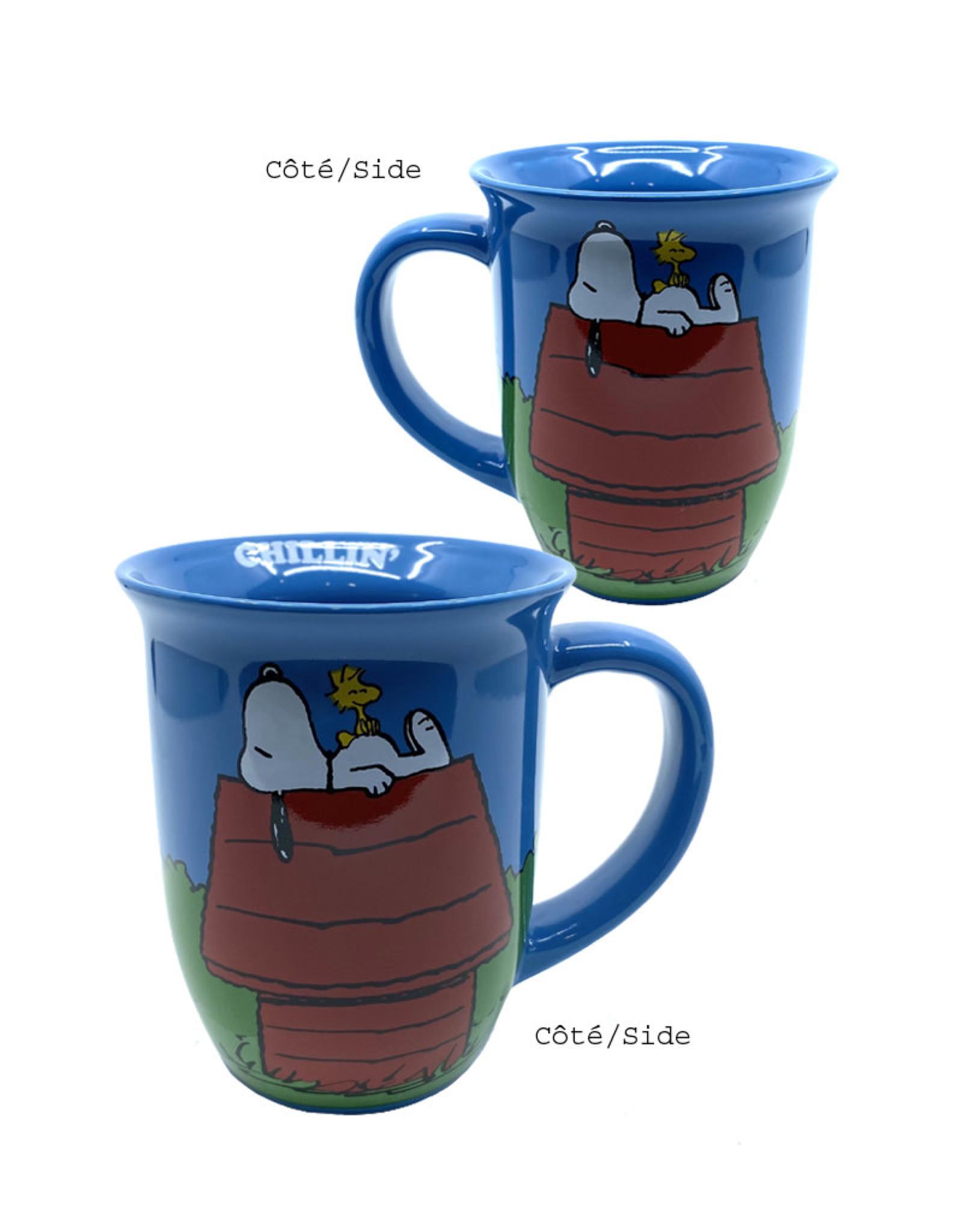 Peanuts ( Mug ) Snoopy Chillin