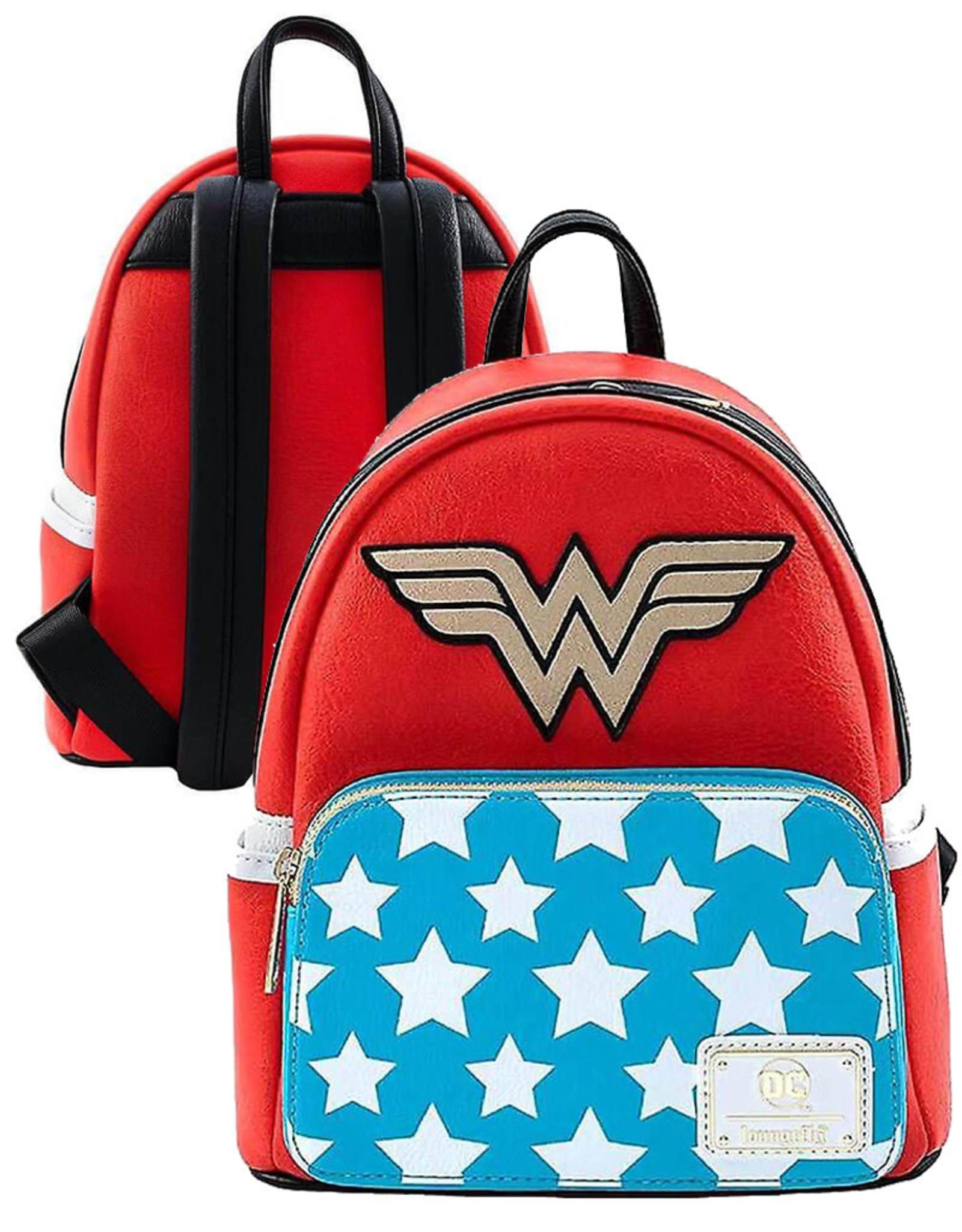 Dc comics Dc Comics ( Loungefly Mini Backpack) Wonder Woman