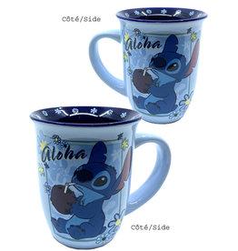 Disney ( Mug ) Stitch Aloha