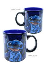 Disney ( Mug ) Stitch  Navy Blue