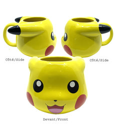 Pokemon ( Mug ) Pikachu Face