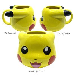Pokemon ( Tasse ) Pikachu Visage