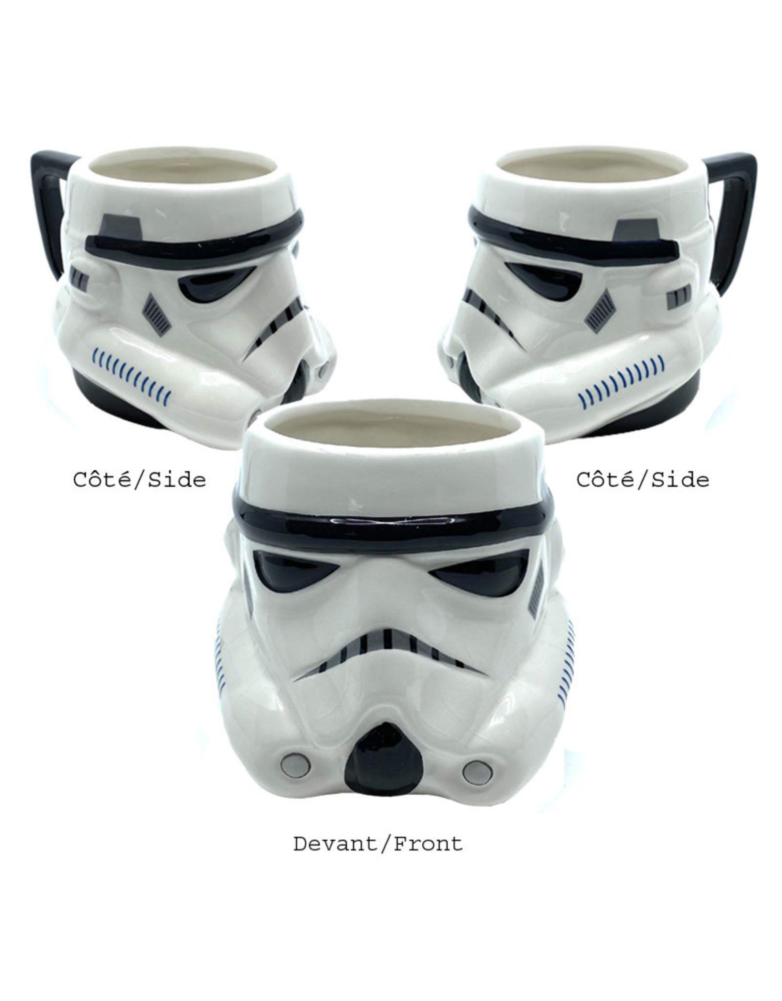Star Wars Star Wars ( Mug ) Stormtrooper Face