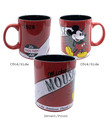 Disney ( Mug ) Mickey Mouse He Leads Them All