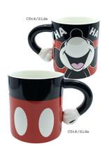 Disney ( Mug ) Mickey Mouse Ha Ha Ha