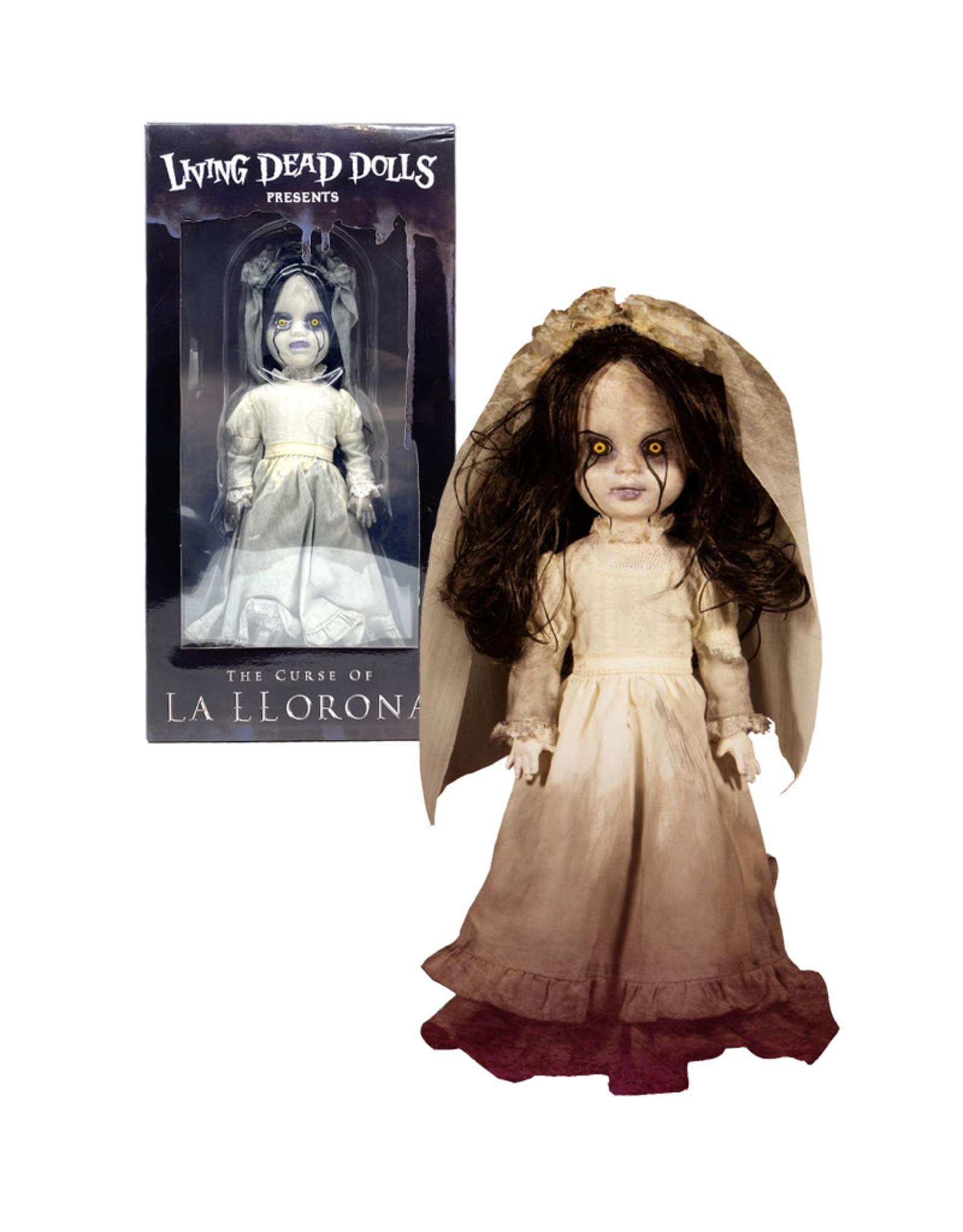 Living Dead Dolls Presents La Llorona 10 Inch Collectible Doll