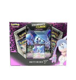 Pokémon ( Ensemble de Cartes ) Hatterene V Collection Champion's Path